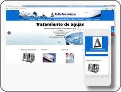 Delta ingenieria SEO Y Diseño Web