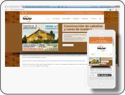 Diseño web y posicionamiento de Habitat AM